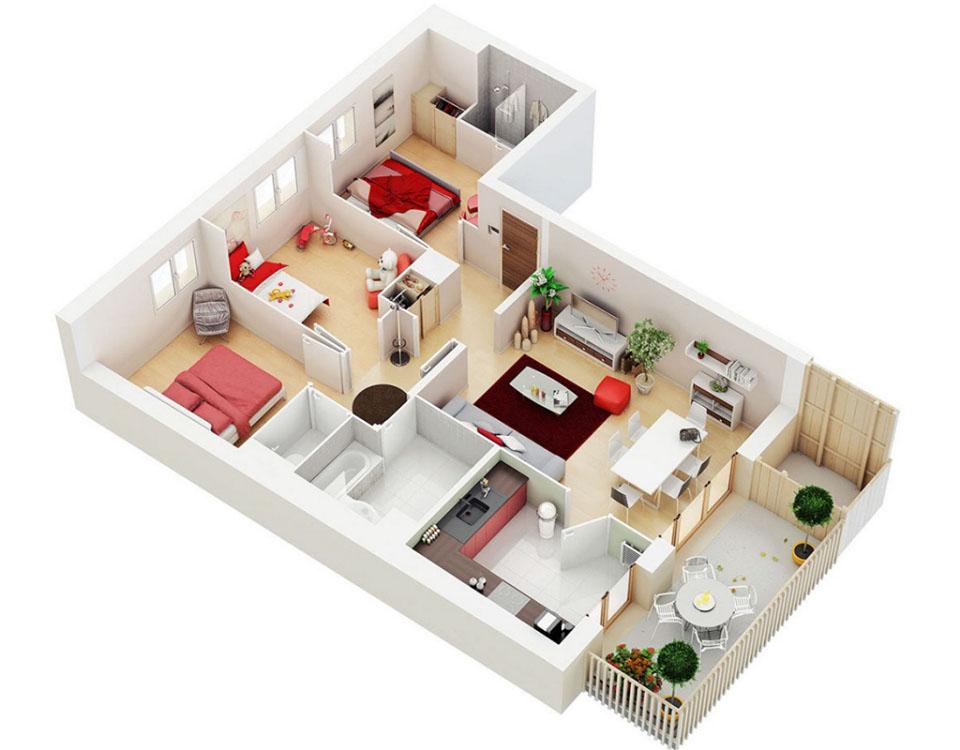 Floorplan #8