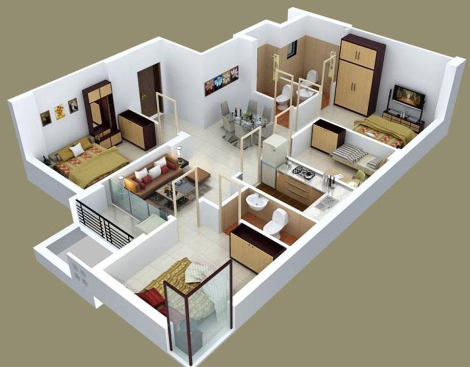 Floorplan #4