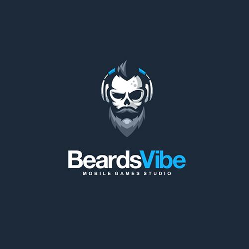 Beards Vibe Logo