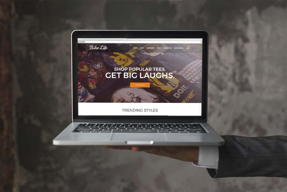 Bike Life Website