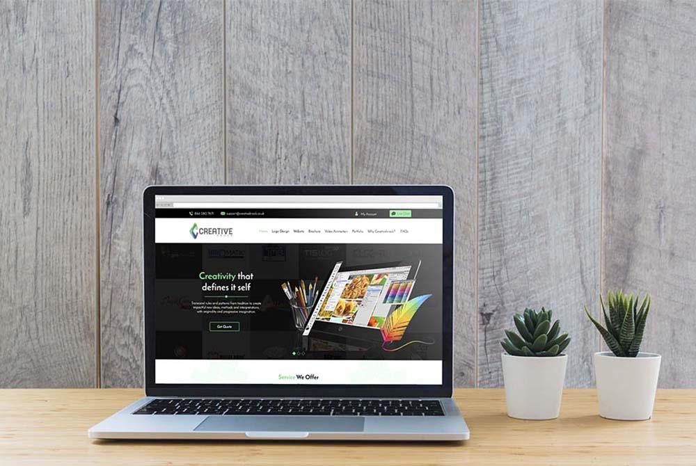 Creative Knock Website