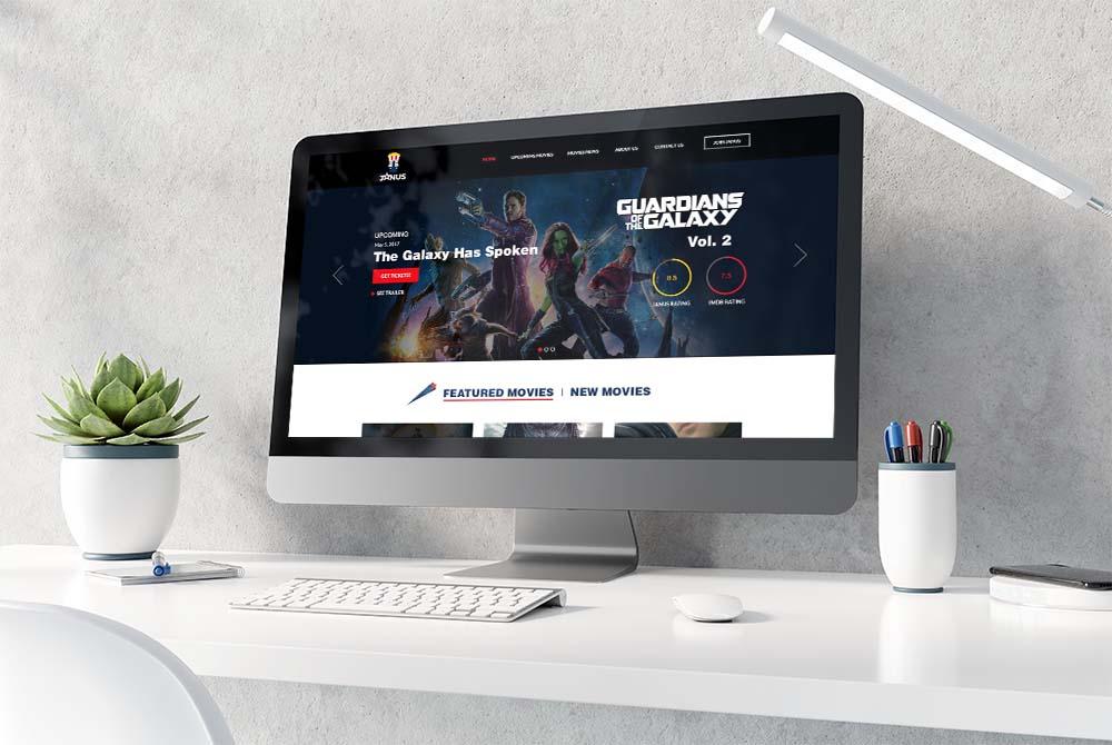 Janus Movies Website