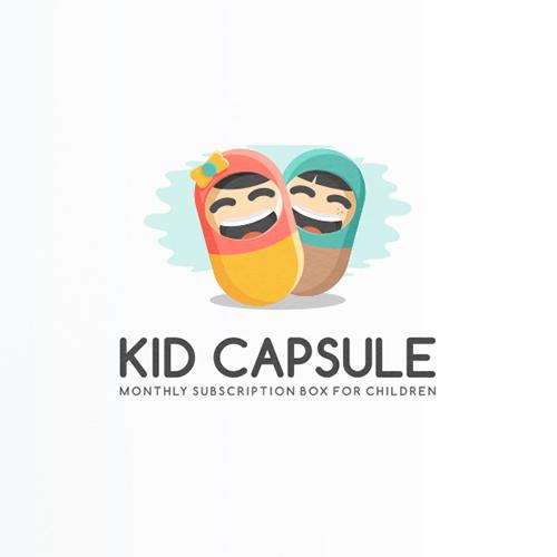Kids Capsule Logo