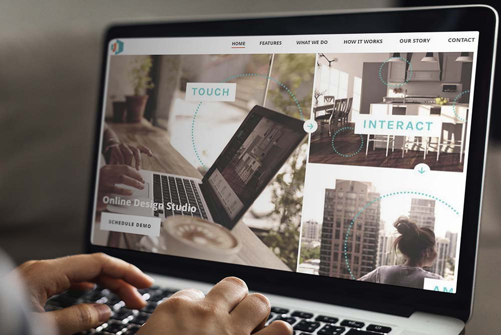 Tia Marketing Website