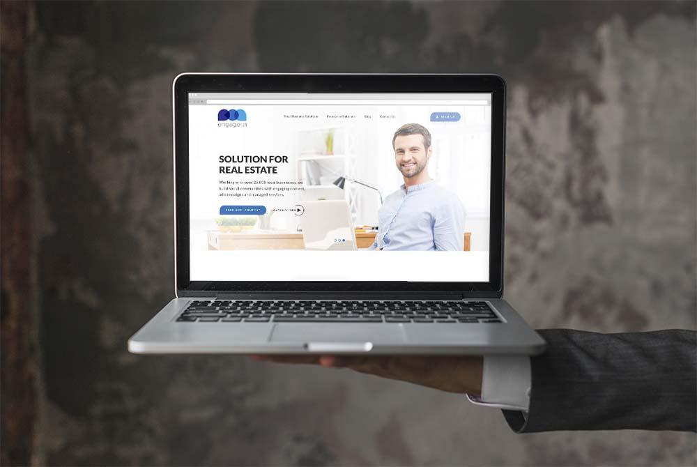 Web Design for SaaS company