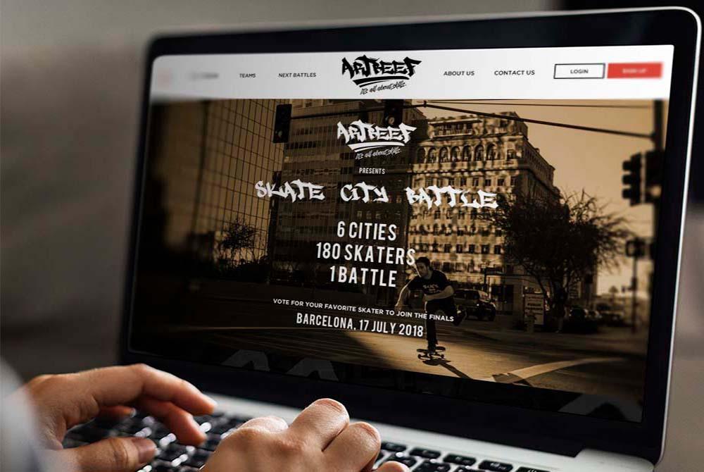 Artbeet Website