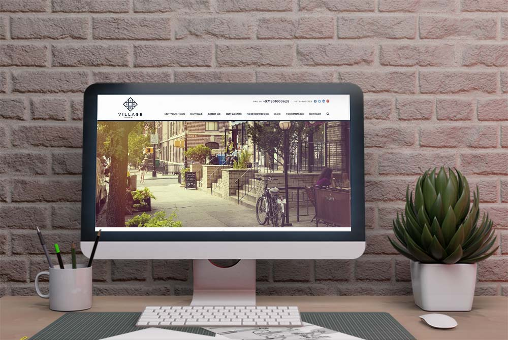 Village Realty Website